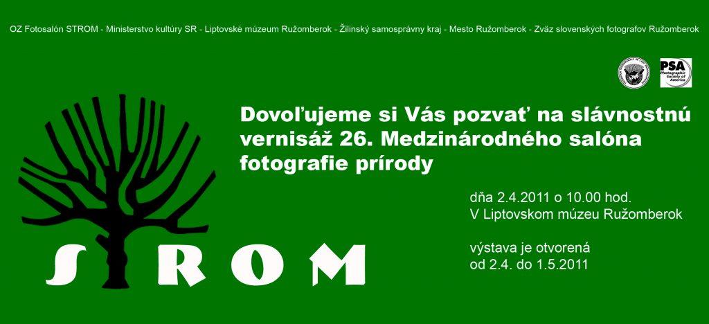 STROM-2011-pozvanka